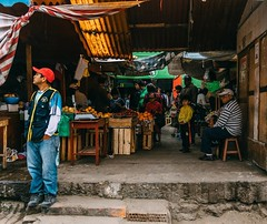 Into the market. #theworldwalk #travel #peru