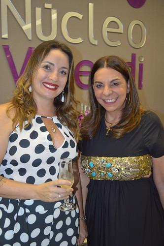 Ana Rachel de Carvalho e Valéria Souza