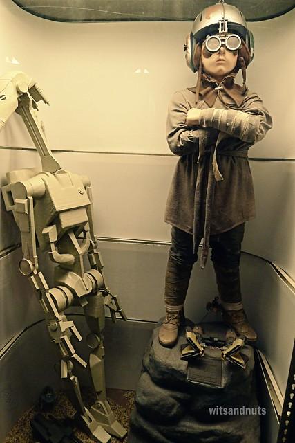 Charming Ani Skywalker, Penang Toy Museum