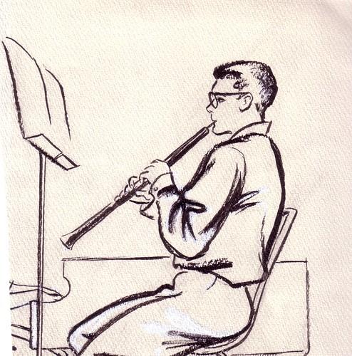 Floretta Mostovoy-Sketch of Chick 195801