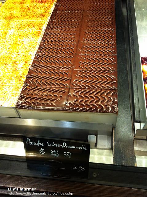 喜歡吃巧克力蛋糕的,多瑙河這款蛋糕我們很推薦!