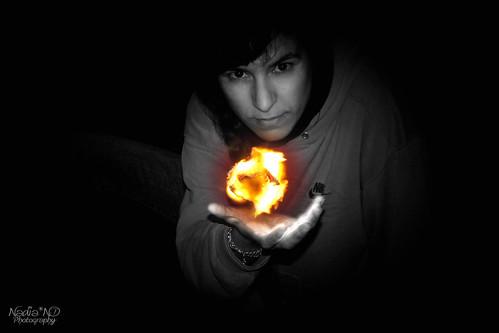 Jugando con fuego #2.1