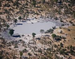 Waterhole - Botswana