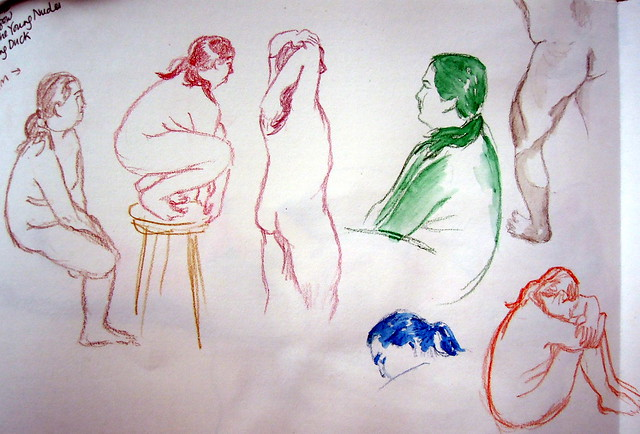 Five-minute sketches