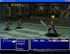 Final Fantasy VII Emulador