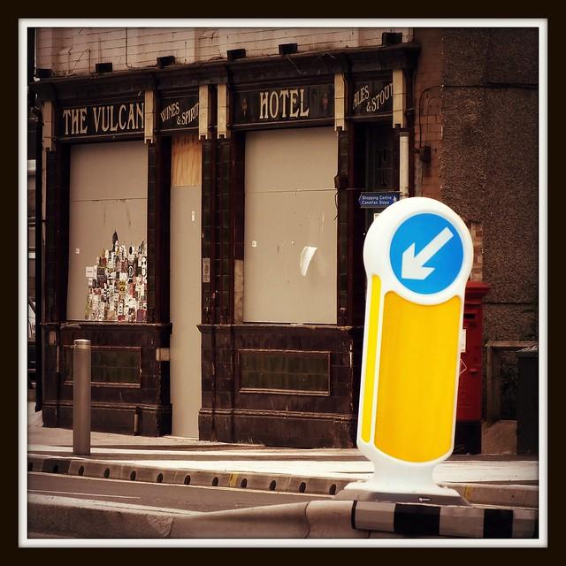 The Vulcan Pub, Cardiff