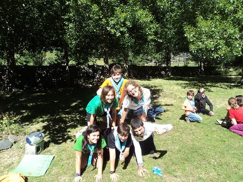 Campaments Àreu 2012 - 18 de juliol