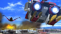 Gundam AGE 3 Episode 30 The Town Becomes A Battlefield Youtube Gundam PH 0051