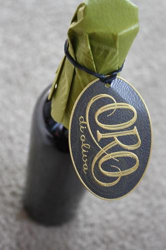 Oro de Oliva