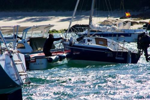 Båter må berges i havna