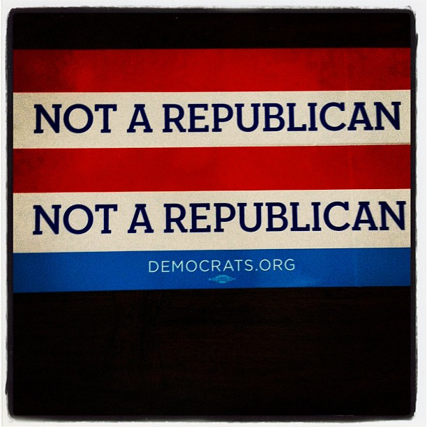 Not A Republican
