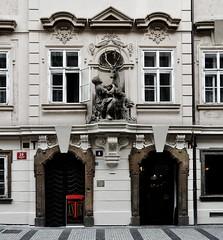 čp. 26/III, Tomášská 4, Praha, Malá Strana