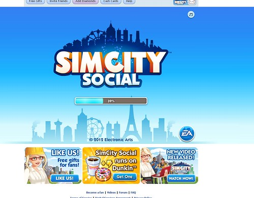 Play SimCity Social Today?