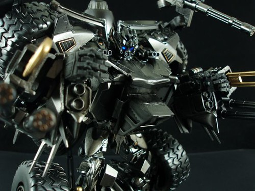 Transformers Batman Tumbler Custom Action Figure by Speedlee - gundamPH (3)