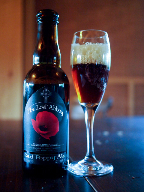 Red Poppy Ale | The Lost Abbey