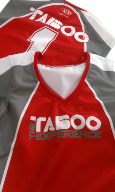 taboo girl shirt