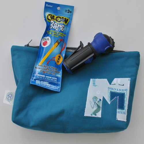 Fort Kit zip pouch