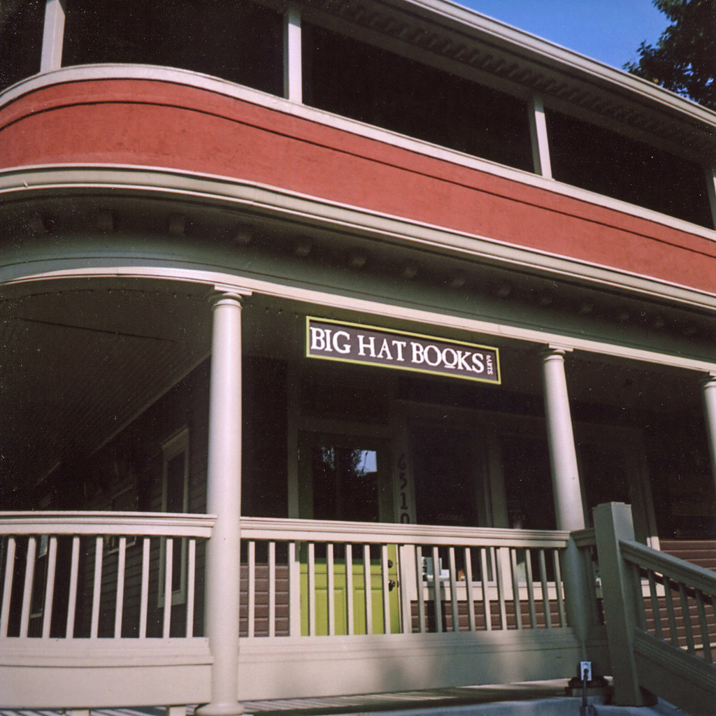 Big Hat Books