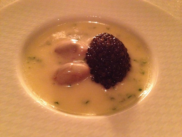 """Oysters and Pearls"" - The French Laundry"
