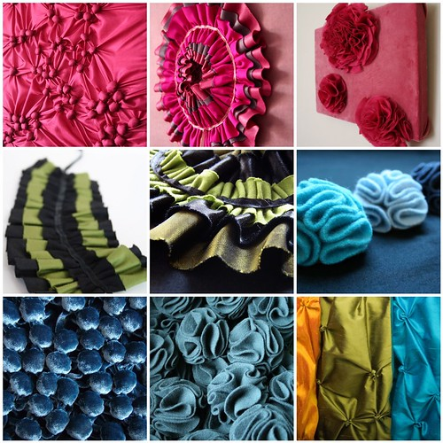 Stitch & Gather Fabric Manipulation workshop