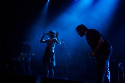 Unison supporting Mazzy Star