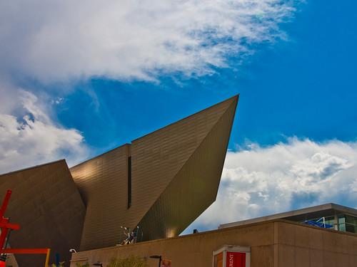 Denver Art Museum by Corbin Elliott Photography