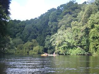 LCU on the Edisto River