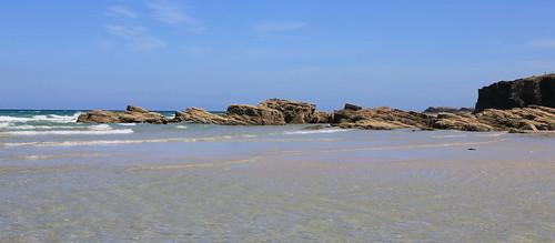 Playa de las Catedrales by Hesperetusa