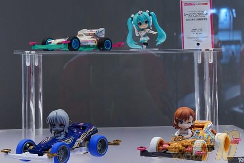 Nendoroid Petite x Mini Tamiya version
