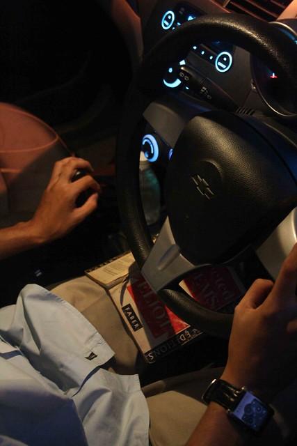 Delhi's Bandaged Moments – Jaideep Warya, Ring Road