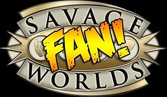 Savage Worlds fan logo