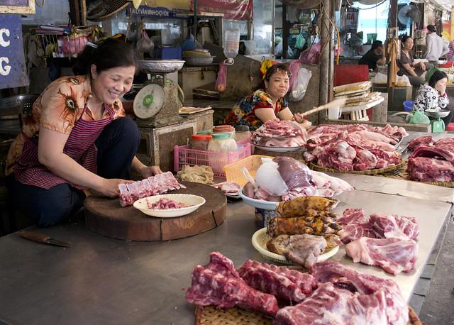 Wet Markets of Hanoi