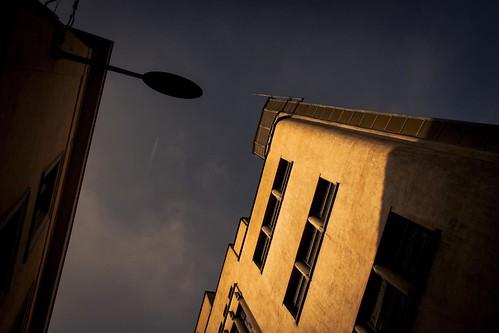Urban Mythologies : Icarus' Dream (Saint-Josse, Bruxelles) - Photo : Gilderic