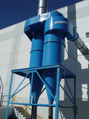 Tornado Foutex Cyclone Dust Collector