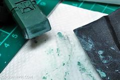 1-100 Kshatriya Neograde Version Colored Cast Resin Kit Straight Build Review (26)