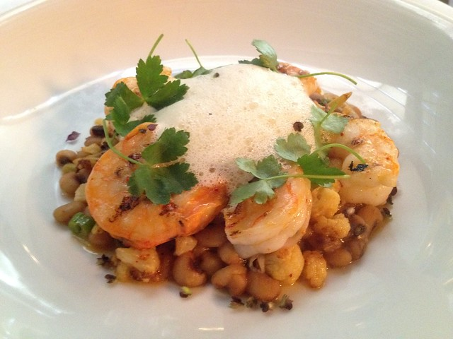 Charleston shrimp - McCrady's Restaurant