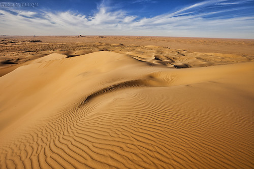 I reached the top of dunes by TARIQ-M