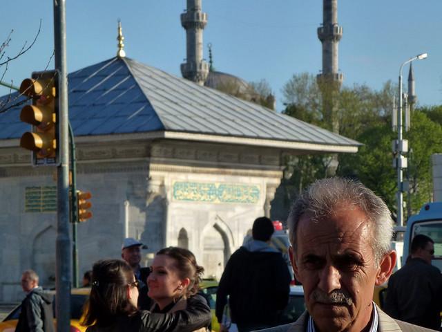 Istanbul - avril 2012 - jour 6 - 100 - Gare maritime d'Üsküdar