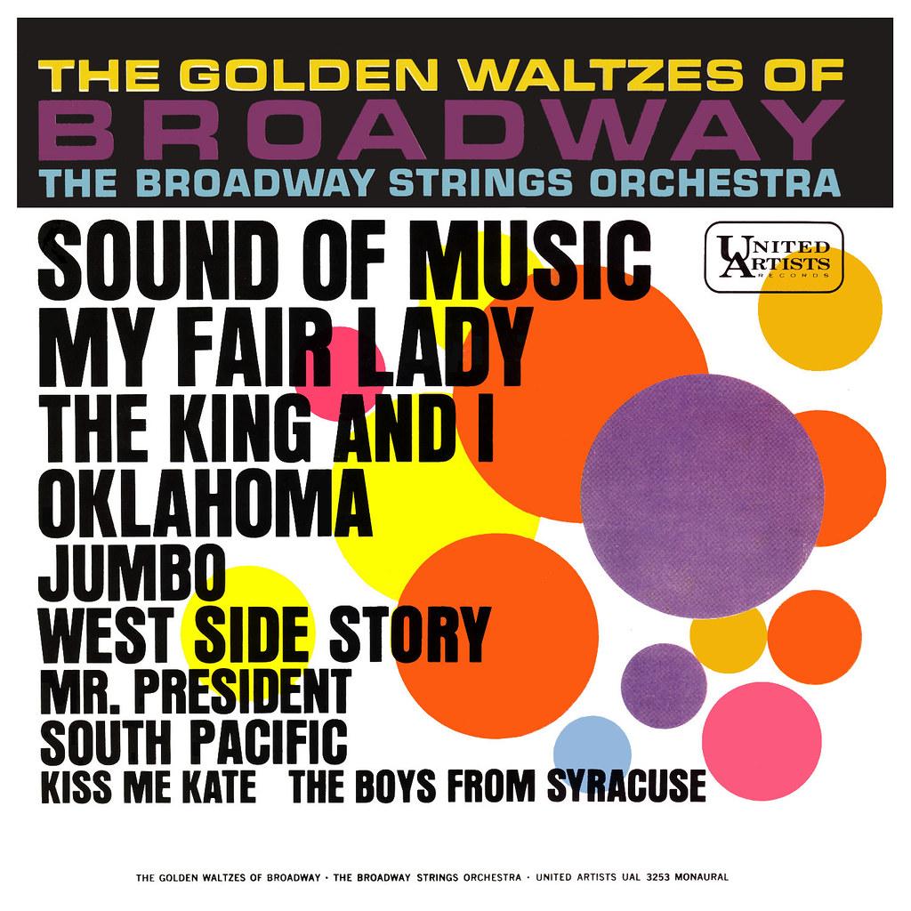 Claus Ogerman - The Golden Waltzes of Broadway