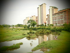 Naturalised River, Bishan Park 2