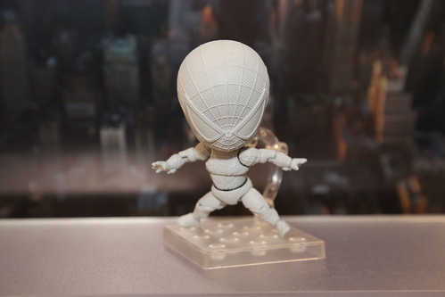 Nendoroid SpiderMan: Full Action version