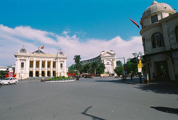 Quảng trường Nhà Hát Lớn
