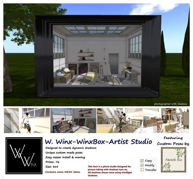W. Winx-WinxBox-Artist Studio