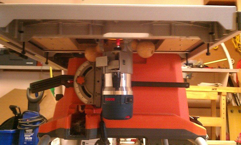 Router insert ridgid r4510 table saw greentooth Gallery