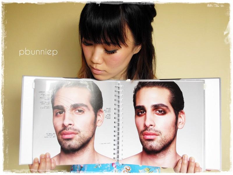 NARS makeup book