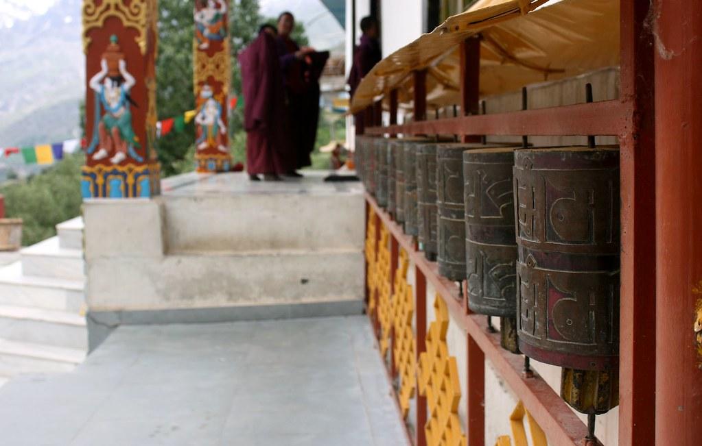 Kardang Monastery, Keylong