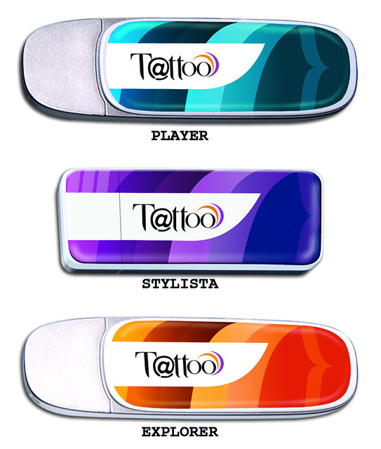 Tattoo lifestyle sticks