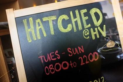 hatched @ holland v