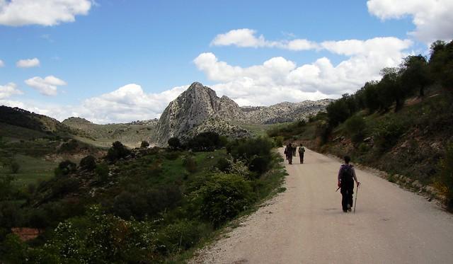 Cañada Real de Campobuche