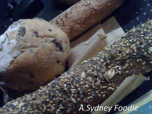 Organic Bread Bar